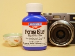 Жидкость для воронения Perma Blue, для стали, 90 мл