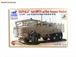 Склеиваемая пластиковая модель 'buffalo' 6x6 Mpcv w/Slat Armour Version, масштаб 1:35