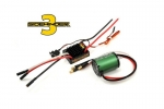 Электронный регулятор скорости Castle Creations SV3 WATERPROOF 1:10TH 12V ESC 1406-4600 COMB