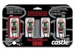 Электронный регулятор скорости Castle Creations QuadPack 35, 35AMP Multi-Rotor (4) Pack