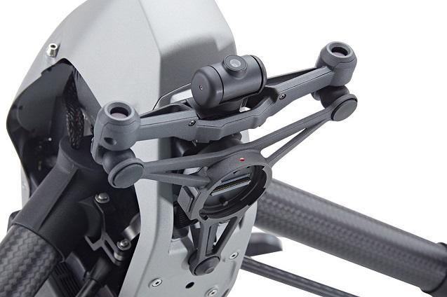 Радиоуправляемый квадрокоптер DJI Inspire 2+X5S+лицензия (премиум комплект)
