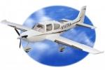 Радиоуправляемый самолёт Dynam SR22 2.4Ghz mode 2 white