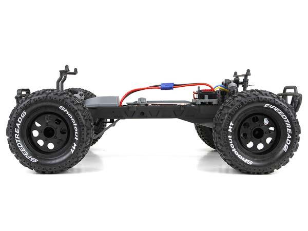 Трак 1/10 - Ruckus 2WD RTR