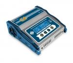 Зарядное устройство универсальное - C4 (220/12В, 80W, C:8A, D:2A)