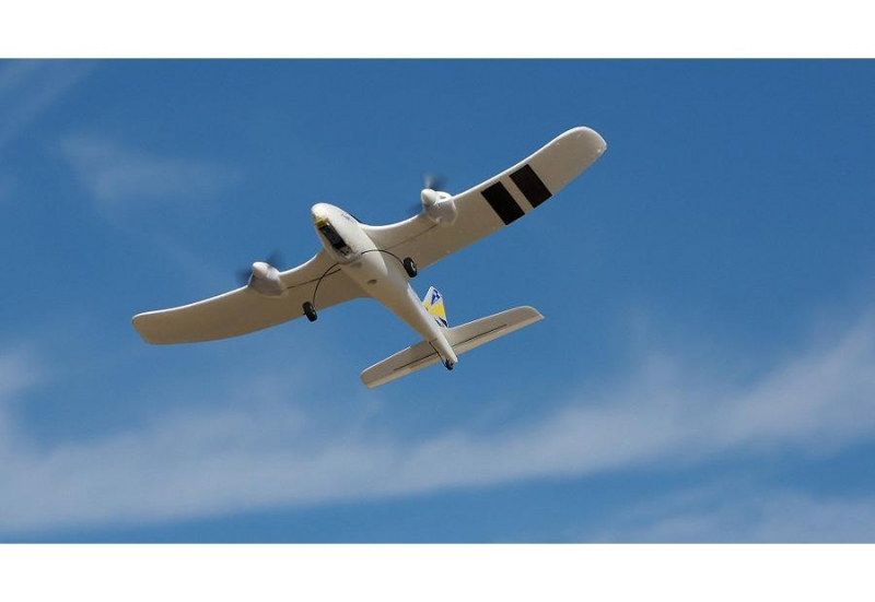 Самолет Duet RTF
