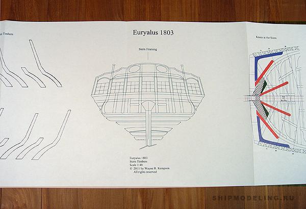 HMS Euryalus  1803 Том 1