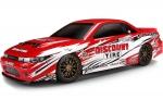 Туринг 1/18 - Micro RS4 Drift (кузов Nissan S13, влагозащита)
