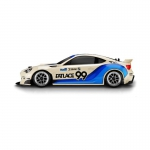 Туринг 1/10 - RS4 Sport 3 Drift Subaru BRZ