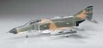 Склеиваемая пластиковая модель Самолет F-4E Phantom II C2, масштаб 1:72