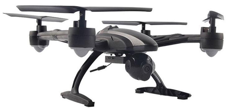 Квадрокоптер Pioneer UFO (Камера, Передача видео по WIFI, Удержание высоты - Барометр)