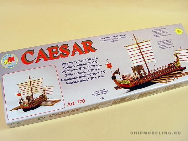 CAESAR, Roman Galley масштаб 1:30