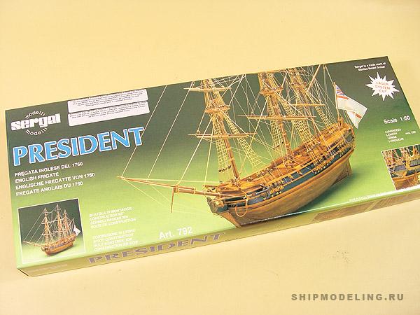 President масштаб 1:60