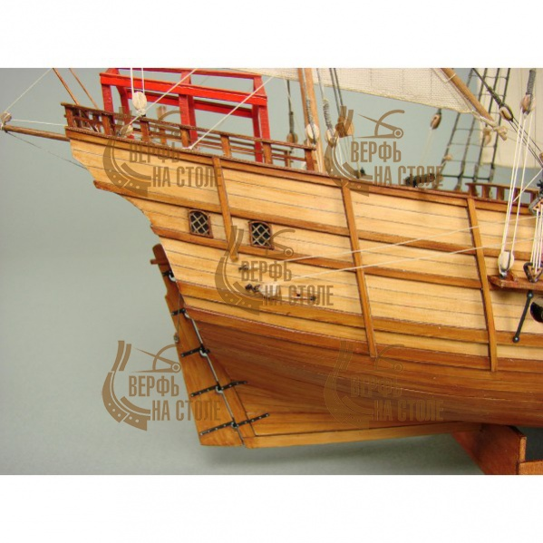 Shipyard № 37 Pinta масштаб 1:96