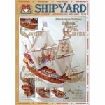 Shipyard № 42 Revenge масштаб 1:96