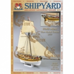 Shipyard № 50 HMS Alert масштаб 1:96