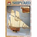 Shipyard № 51 Le Coureur масштаб 1:96