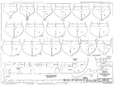 Макеты кораблей своими руками из дерева чертежи
