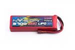 Аккумулятор для радиоуправляемых моделей nVision Li-Po 11.1V(3s) 3700mAh 30C Deans