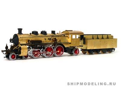 Модель паровоза BR-18   масштаб 1:32