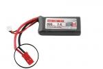 Аккумулятор для радиоуправляемых моделей Team Orion Batteries LiPo 7,4В(2s) 800mAh 50С SoftCase BEC/JST