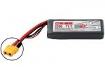 Аккумулятор для радиоуправляемых моделей Team Orion Batteries Li-Po 11,1В(3S) 2200mah 50C SoftCase XT60 plug with LED charge status