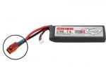 Аккумулятор для радиоуправляемых моделей Team Orion Batteries Li-Po 7,4В(2S) 2700mah 50C SoftCase Deans plug with LED charge status