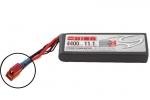 Аккумулятор для радиоуправляемых моделей Team Orion Batteries Li-Po 11,1В(3S) 4400mah 50C SoftCase Deans plug with LED charge status