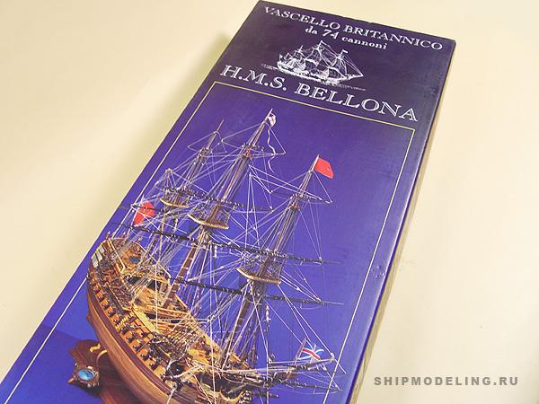 Bellona масштаб 1:100