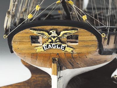 Eagle масштаб 1:85