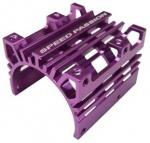Motor Heat sink W/O Fan Purple