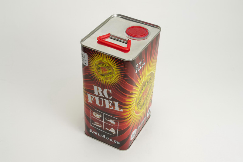 Топливо для радиоуправляемых авиамоделей Speed Storm Aero 10% нитрометана 16% масла 3,8 литра