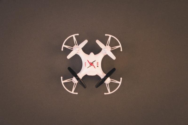 Радиоуправляемый квадрокоптер SYMA X12S 4CH quadcopter with 6AXIS GYRO (Headless Mode)