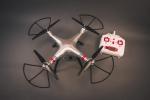 Радиоуправляемый квадрокоптер SYMA X8G 4CH quadcopter with 6AXIS GYRO (с камерой)