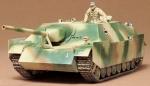 Склеиваемая пластиковая модель Ger. Jagdpanzer IV Lang, масштаб 1:35
