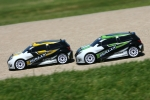 Радиоуправляемая модель с электродвигателем TRAXXAS LaTrax Rally 1/18 4WD Fast Charger