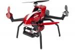 Радиоуправляемый квадрокоптер TRAXXAS Aton Plus GPS Quadcopter (5000mAh LiPo, 2-axis Camera Gimbal)