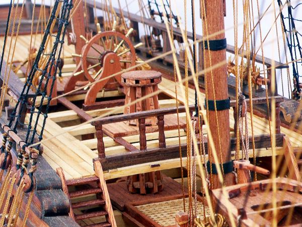 HMS Druid масштаб 1:50