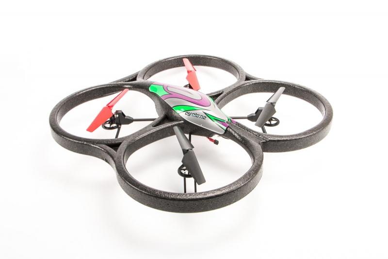 Радиоуправляемый квадрокоптер WLTOYS V333 Quadcopter (Headless Mode, удержание высоты)