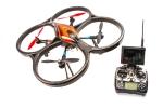 Радиоуправляемый квадрокоптер WLTOYS V393A Quadcopter (Brushless FPV 5.8 GHz)
