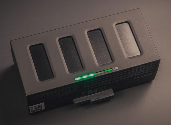 XPLORER V + Портативный стедикам и дополнительный аккумулятор