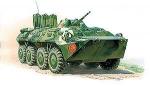 Сборная пластиковая модель Российский БТР-80, масштаб 1:35