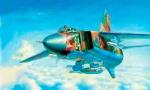 """Склеиваемая пластиковая модель Самолет """"МиГ-23МЛД"""", масштаб 1:72"""