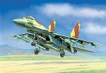 Склеиваемая пластиковая модель Истребитель Су-35, масштаб 1:72