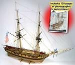 USS Syren масштаб 1:64