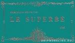 Табличка 115х65 мм LE Superbe