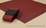 Наждачная бумага зернистости 80, 2 листа