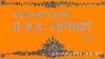 Табличка 65х115 мм HMS Victory