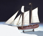 Adventure Pirate Schooner масштаб 1:60