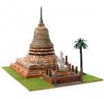Буддийский Храм ВАТ Са-си масштаб 1:60