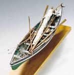 Деревянный корабль для сборки NEW Bedford Whaleboat